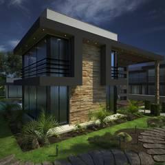 منازل تنفيذ Derat Mimarlık - Tasarım / Archıtects & Interıor