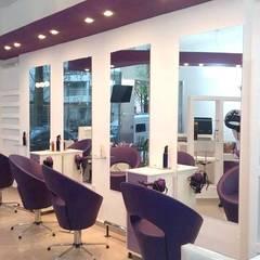 b334afe1ec8b Diseño de Interiores Salon de Belleza en La Plata por 3G Arquimundo   Oficinas y Tiendas