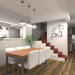 Dining room by Arquimundo 3g.