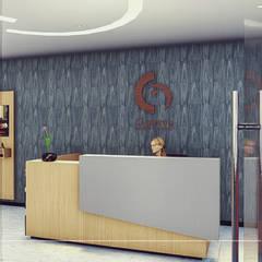 Centro de Diagnóstico Nuclear: Clínicas / Consultorios Médicos de estilo  por Hoja Santa Studio