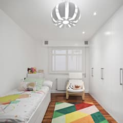Nursery/kid's room by LIQE arquitectura