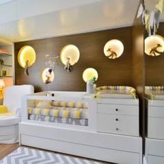 Baby room by BG arquitetura | Projetos Comerciais,