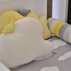 Dormitorios de bebé de estilo  por BG arquitetura | Projetos Comerciais,