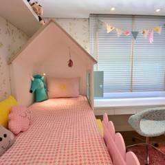 Girls Bedroom by BG arquitetura | Projetos Comerciais, Modern