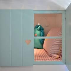 Girls Bedroom by BG arquitetura | Projetos Comerciais,
