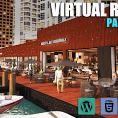 360 Virtual Reality Apps Web Based Application ideas by Yantram Architectural Visualisation Studio:  Hotels by Yantram Architectural Design Studio