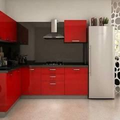 Kitchen by swastik architects