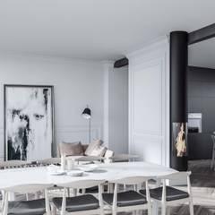 PR33:  Wohnzimmer von HAA&D, HAGAR ABIRI/ ARCHITECTURE & DESIGN