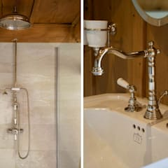 Kamar Mandi oleh Traditional Bathrooms GmbH , Country