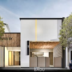 Prefabricated Home by Atelier BAOU+