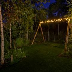 Surrey Garden Project:  Garden by Future Light Design