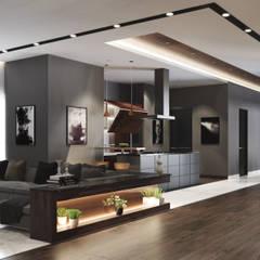 Dining room by Studio Gritt