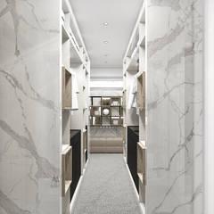 PERFECT MATCH | II | Wnętrza domu: styl , w kategorii Garderoba zaprojektowany przez ARTDESIGN architektura wnętrz
