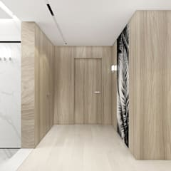PERFECT MATCH | II | Wnętrza domu: styl , w kategorii Korytarz, przedpokój zaprojektowany przez ARTDESIGN architektura wnętrz