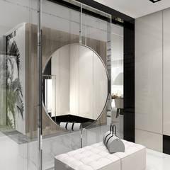 PERFECT MATCH | I | Wnętrza domu: styl , w kategorii Korytarz, przedpokój zaprojektowany przez ARTDESIGN architektura wnętrz