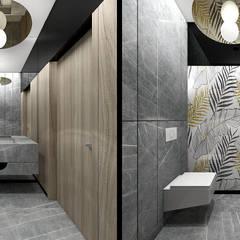 PERFECT MATCH | I | Wnętrza domu: styl , w kategorii Łazienka zaprojektowany przez ARTDESIGN architektura wnętrz