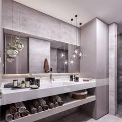 modern Bathroom by ANTE MİMARLIK