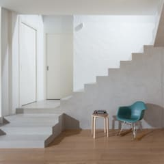 Stairs by Didonè Comacchio Architects