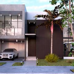 บ้านสำหรับครอบครัว by ELOARQ