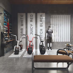 Product Display:  Offices & stores by Studio Gritt