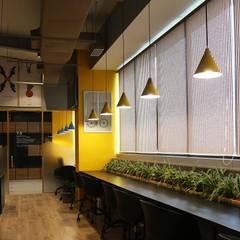 Open  workstations :  Office buildings by Studio Gritt