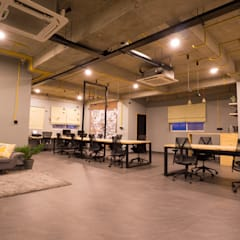 Workstations:  Office buildings by Studio Gritt