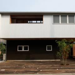 Rumah kayu by 株式会社高野設計工房