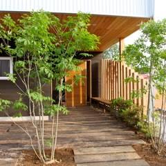 Houten huis door 株式会社高野設計工房
