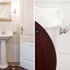 Waschtisch im viktorianischen Stil:  Badezimmer von Traditional Bathrooms GmbH