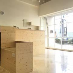 業傑室內設計:  tarz Ofisler ve Mağazalar