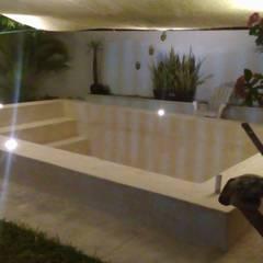Garden Pool by Jarcon Arquitectura e Ingeniería