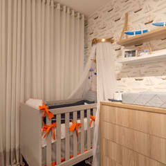 Baby room by Coletânea Arquitetos, Country