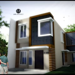 Houses by Lims Architect,