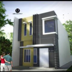 H20 Exterior: Rumah oleh Lims Architect,