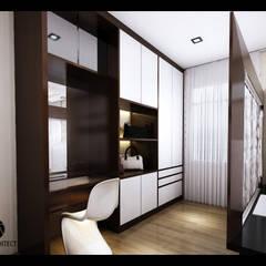 غرفة نوم تنفيذ Lims Architect
