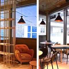 مطاعم تنفيذ Flussocreativo design studio