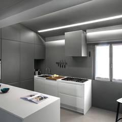 Nhà bếp by Flussocreativo design studio
