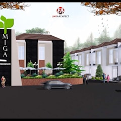 Miga Residence, Nias city: Venue oleh Lims Architect,