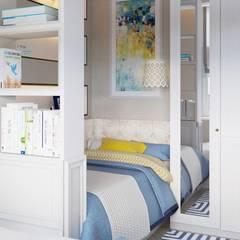 Habitaciones para adolescentes de estilo  por Design Service