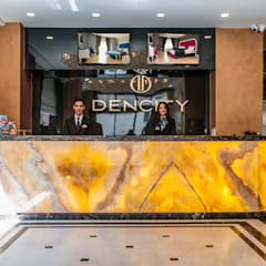 AlevRacu – DENCITY HOTEL / İSTANBUL:  tarz Oteller