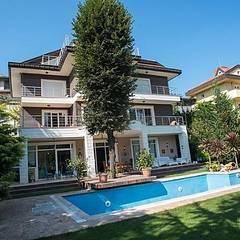 AlevRacu – ACARKENT TASARIM:  tarz Villa