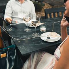 The Charger: Salas de jantar  por Cabid