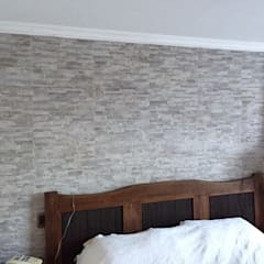 : Dormitorios de estilo  por Lares Arquitectura