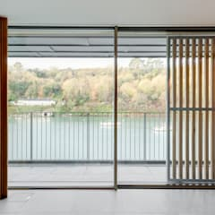 Basement windows by IQ Glass UK, Modern Glass