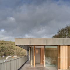 Old Quay:  Detached home by IQ Glass UK