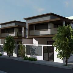 Bungalows by Soul Ziv Architecture