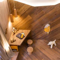 Proyecto ejecutado: Dormitorios infantiles de estilo  por Barragan Carpinteria