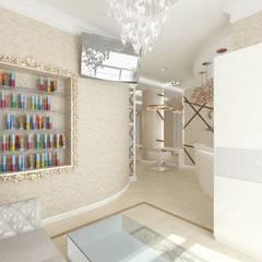 парикмахерская: Коммерческие помещения в . Автор – Андреева Валентина