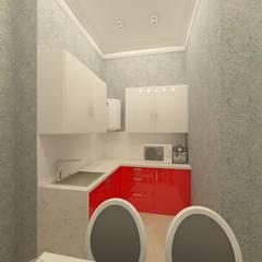 кухня: Коммерческие помещения в . Автор – Андреева Валентина