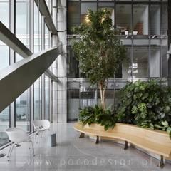 Office buildings by Pracownia Projektowa Poco Design